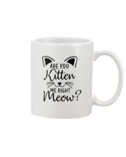 RIGHT MEOW Mug thumbnail