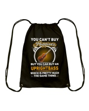 SAME THING UPRIGHTBASS Drawstring Bag thumbnail