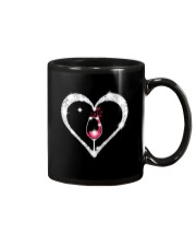 WINE HEART Mug tile