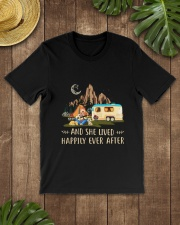 CAMPING HAPPILY EVER Classic T-Shirt lifestyle-mens-crewneck-front-18