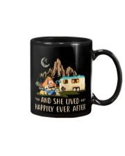 CAMPING HAPPILY EVER Mug thumbnail