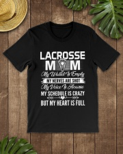 LACROSSE MOM FULL Classic T-Shirt lifestyle-mens-crewneck-front-18