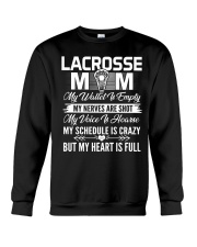 LACROSSE MOM FULL Crewneck Sweatshirt thumbnail
