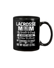 LACROSSE MOM FULL Mug thumbnail