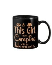 CAMPING HUSBAND Mug thumbnail