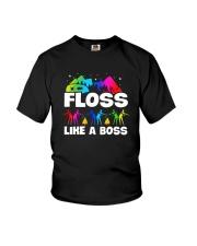 CAMPING FLOSS Youth T-Shirt thumbnail