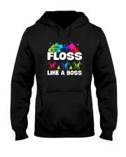 CAMPING FLOSS Hooded Sweatshirt thumbnail