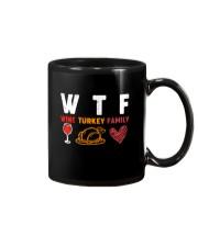 WINE TURKEY FAMILY Mug thumbnail