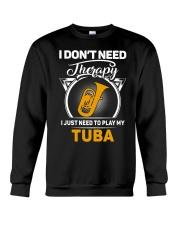 TUBA THERAPY Crewneck Sweatshirt thumbnail