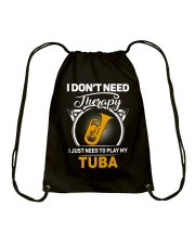 TUBA THERAPY Drawstring Bag thumbnail