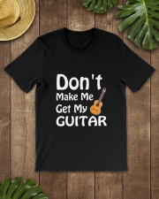 DON'T MAKE ME GUITAR Classic T-Shirt lifestyle-mens-crewneck-front-18