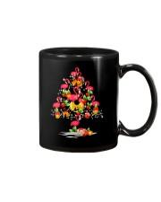 FLAMINGO TREE CHRISTMAS Mug thumbnail