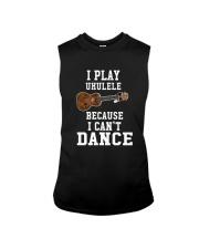 I CANNOT DANCE UKULELE Sleeveless Tee thumbnail