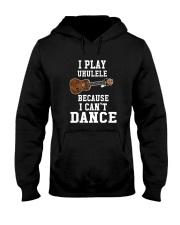 I CANNOT DANCE UKULELE Hooded Sweatshirt thumbnail
