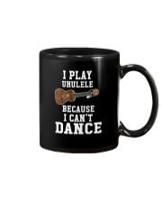 I CANNOT DANCE UKULELE Mug thumbnail
