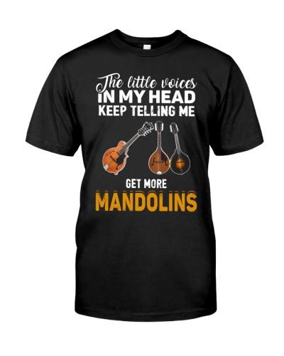 TELLING ME MANDOLIN