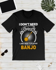 BANJO THERAPY Classic T-Shirt lifestyle-mens-crewneck-front-17