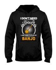 BANJO THERAPY Hooded Sweatshirt thumbnail