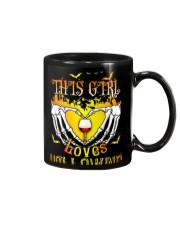 WINE GIRL HALLOWEEN Mug thumbnail