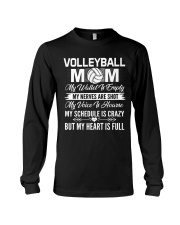 VOLLEYBALL MOM FULL Long Sleeve Tee tile