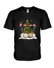 BANJO CHRISTMAS GIFT V-Neck T-Shirt thumbnail