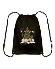 BANJO CHRISTMAS GIFT Drawstring Bag thumbnail