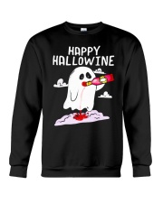 HAPPY HALLOWEEN Crewneck Sweatshirt thumbnail