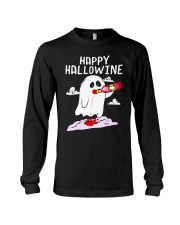 HAPPY HALLOWEEN Long Sleeve Tee thumbnail