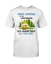 CAMPING LAUGHED Classic T-Shirt tile