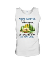 CAMPING LAUGHED Unisex Tank thumbnail