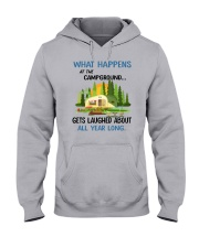 CAMPING LAUGHED Hooded Sweatshirt tile