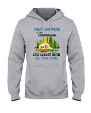 CAMPING LAUGHED Hooded Sweatshirt thumbnail