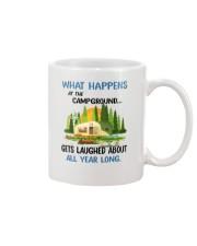 CAMPING LAUGHED Mug thumbnail