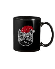 CAT HAT CHRISTMAS Mug thumbnail