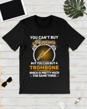 SAME THING TROMBONE Classic T-Shirt lifestyle-mens-crewneck-front-17