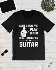 REAL GRANDPAS PLAY GUITAR Classic T-Shirt lifestyle-mens-crewneck-front-17