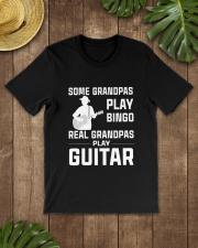 REAL GRANDPAS PLAY GUITAR Classic T-Shirt lifestyle-mens-crewneck-front-18