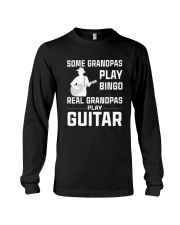 REAL GRANDPAS PLAY GUITAR Long Sleeve Tee thumbnail