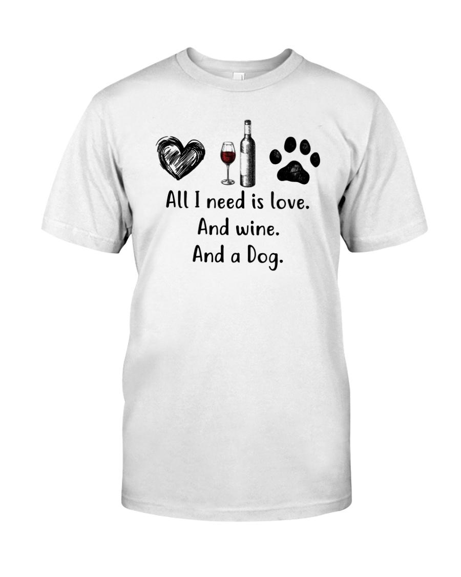 WINE DOG Classic T-Shirt