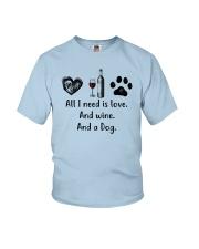 WINE DOG Youth T-Shirt thumbnail