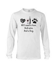 WINE DOG Long Sleeve Tee thumbnail