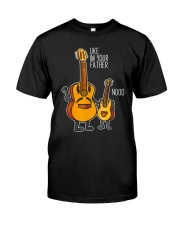 UKE FATHER Classic T-Shirt front