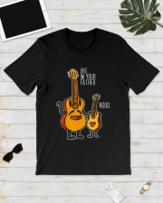 UKE FATHER Classic T-Shirt lifestyle-mens-crewneck-front-17
