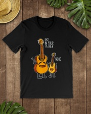 UKE FATHER Classic T-Shirt lifestyle-mens-crewneck-front-18