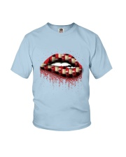 WINE LIP Youth T-Shirt tile