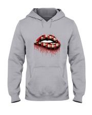 WINE LIP Hooded Sweatshirt thumbnail