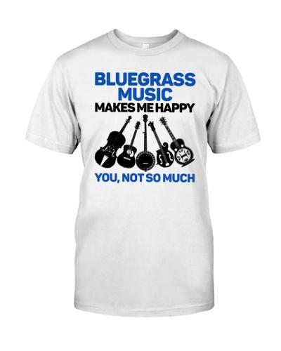 BLUEGRASS MAKES ME HAPPY