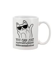 YOU CAN JUST CAT Mug thumbnail