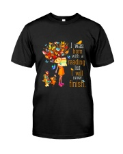 READING BOOK LIST Classic T-Shirt front