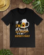 CAMPING DRUNK FAULT Classic T-Shirt lifestyle-mens-crewneck-front-18